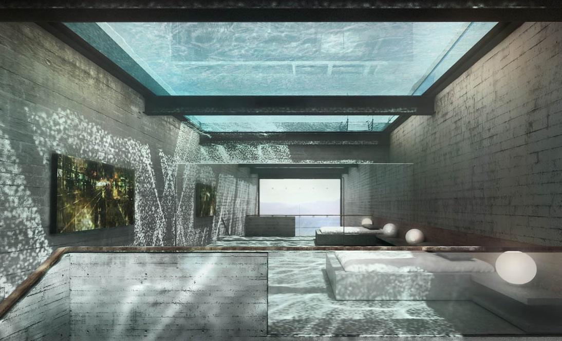 Casa Brutale, lyrical brutalism 3