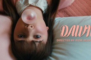 Short film 'Dawn' by Rose McGowan