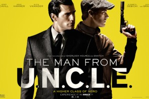Guy Ritchie's The Man from U.N.C.L.E.