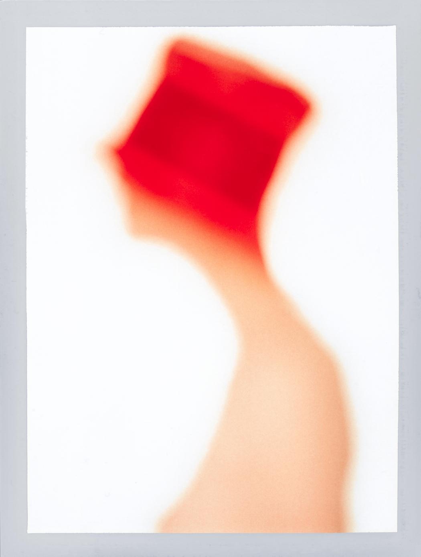 WATSON_Red-Hat_Paris_1993_polaroid