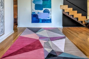 Korgamy Collection for Lindstrom Rugs By Karim Rashid