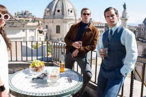 GUY RITCHIE'S THE MAN FROM U.N.C.L.E. MOVIE REVIEW