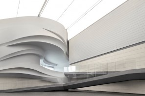 Yinchuan Museum of Contemporary Art (MOCA) by waa (we architech anonymous)