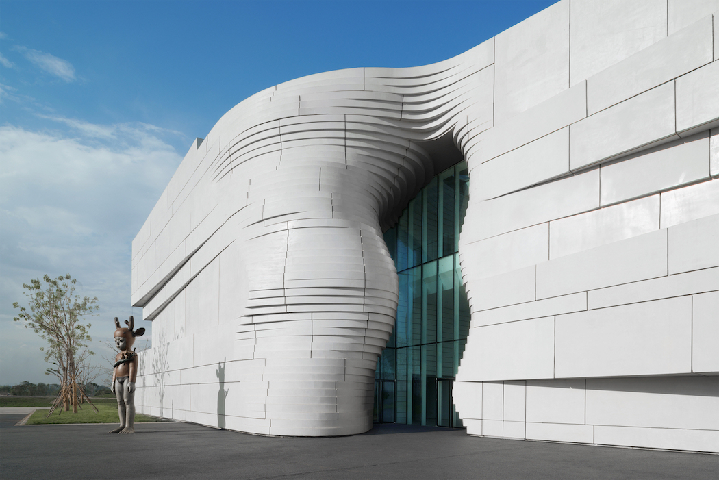 Yinchuan Museum of Contemporary Art (MOCA) : waa (we architech anonymous) 6