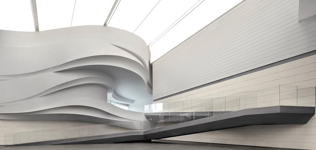Yinchuan Museum of Contemporary Art (MOCA) : waa (we architech anonymous)