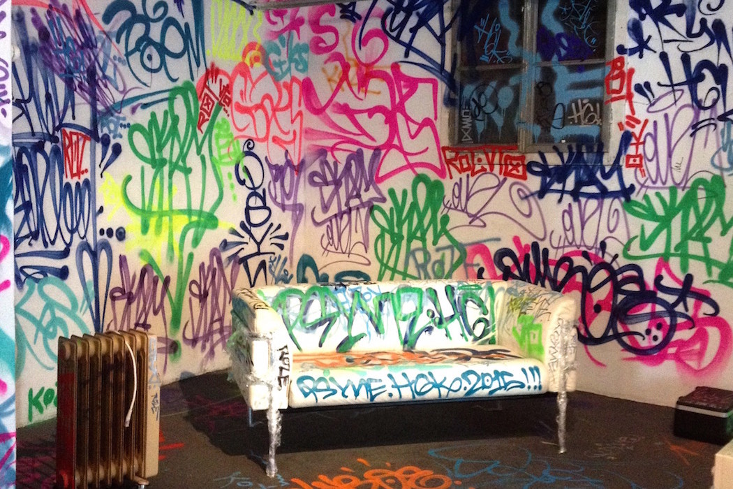 The Culture and Politics of Graffiti Art