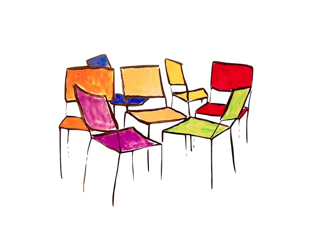 Franz West Furniture Works Dimitria Markou
