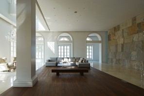 House in Pakse by Makoto Yamaguchi Design