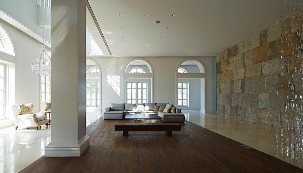 House in Pakse - Makoto Yamaguchi Design