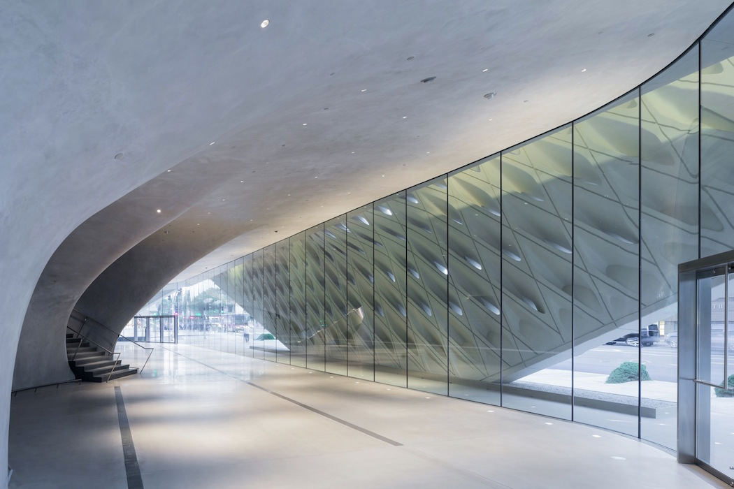 South N Home Elevation Photo Gallery : The broad by diller scofidio renfro elusive magazine