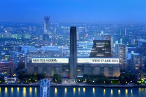 New Tate Modern opens on 17 June 2016