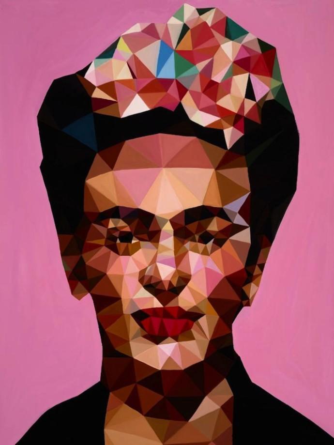 Angie Jones, Ms. Kahlo Elusive Magazine