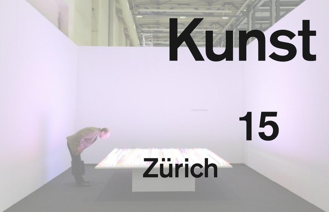 KunstZurich2015