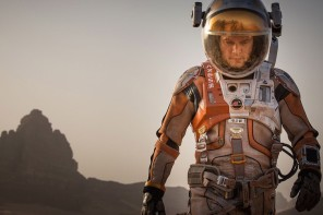 """Ridley Scott's """"The Martian"""" Movie Review"""