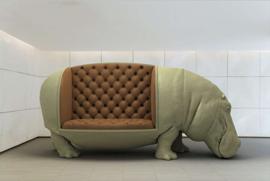 ANIMAL CHAIR COLLECTION 2