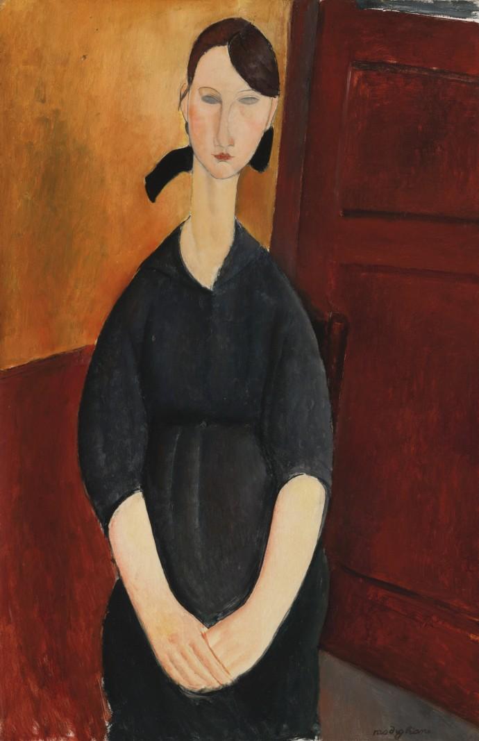 Amedeo Modigliani Elusive Sothebys New York