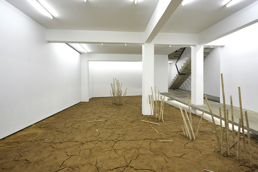Andreas Lolis, Undercurrents, installation view at The Breeder, 2015, Athens