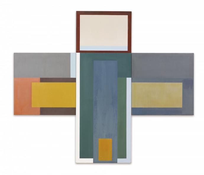 David  Novros Elusive Sothebys New York