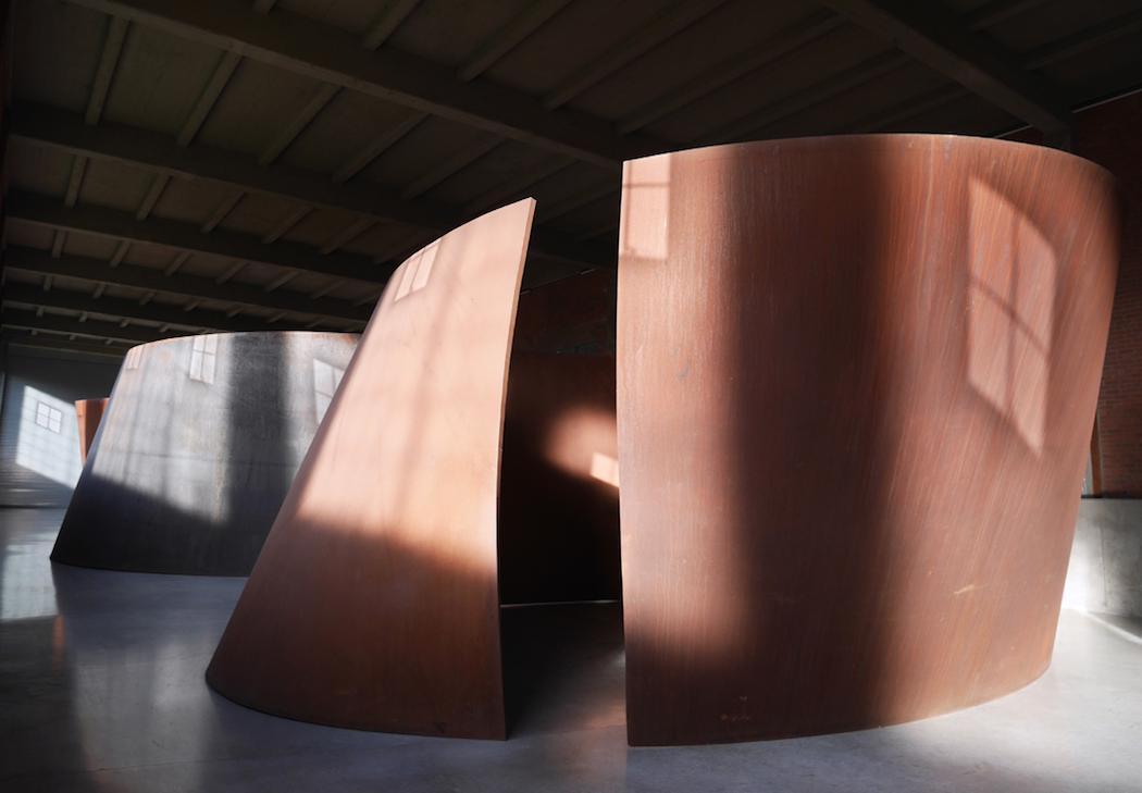 Elusive Magazine Dimitria Markou Richard Serra
