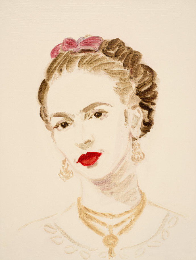 Frida Kahlo Dimitria Markou Annie Kevans Elusive Magazine