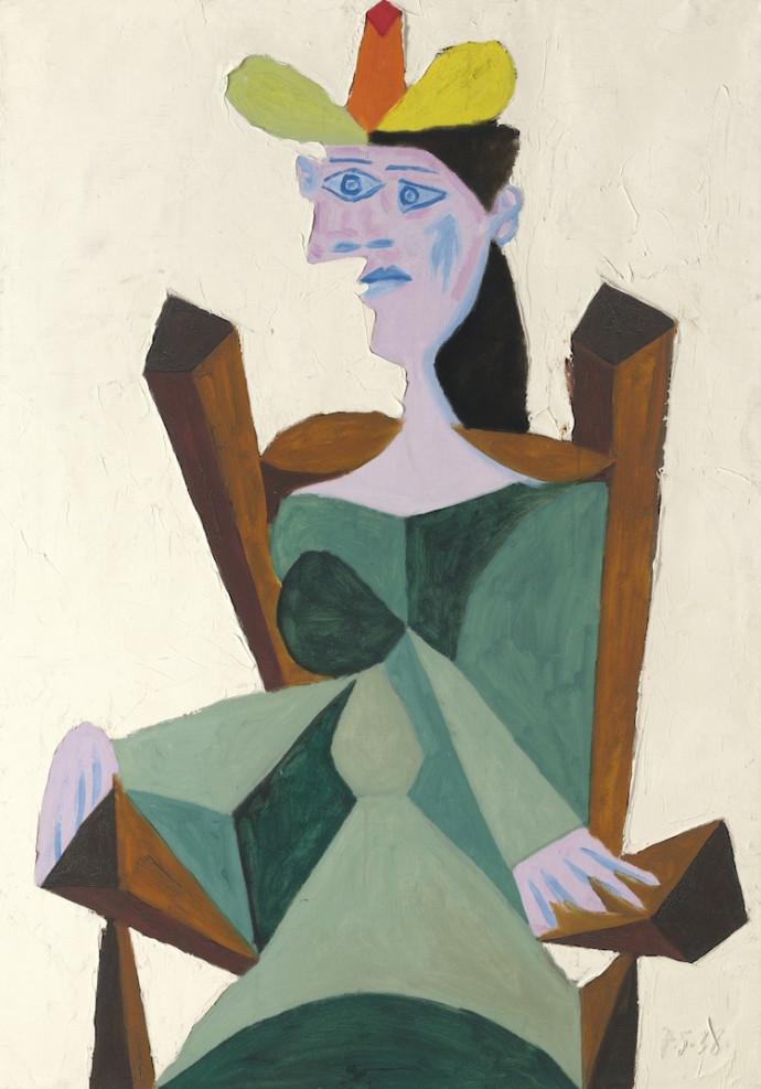 Pablo Picasso Elusive Sothebys New York