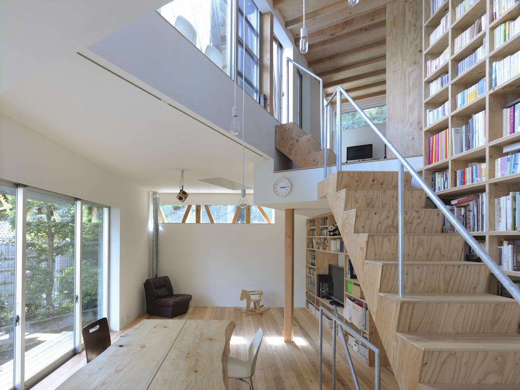 Kyodo House : SANDWICH + team Low-energy 2