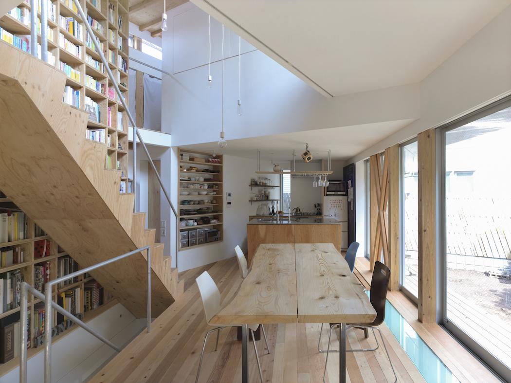 Kyodo House : SANDWICH + team Low-energy 4