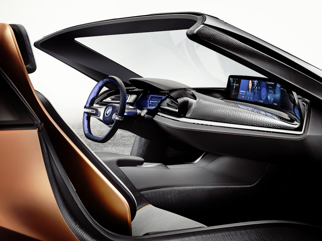 BMW i Vision Future Interaction 5