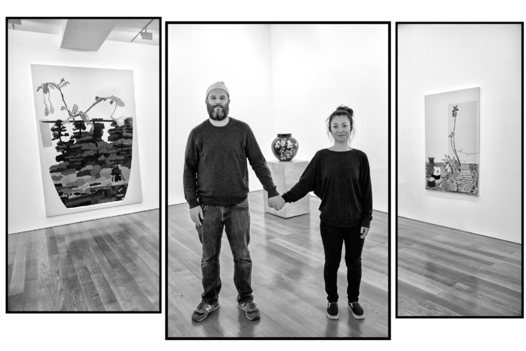 Jonas Wood and Shio Kusaka Blackwelder