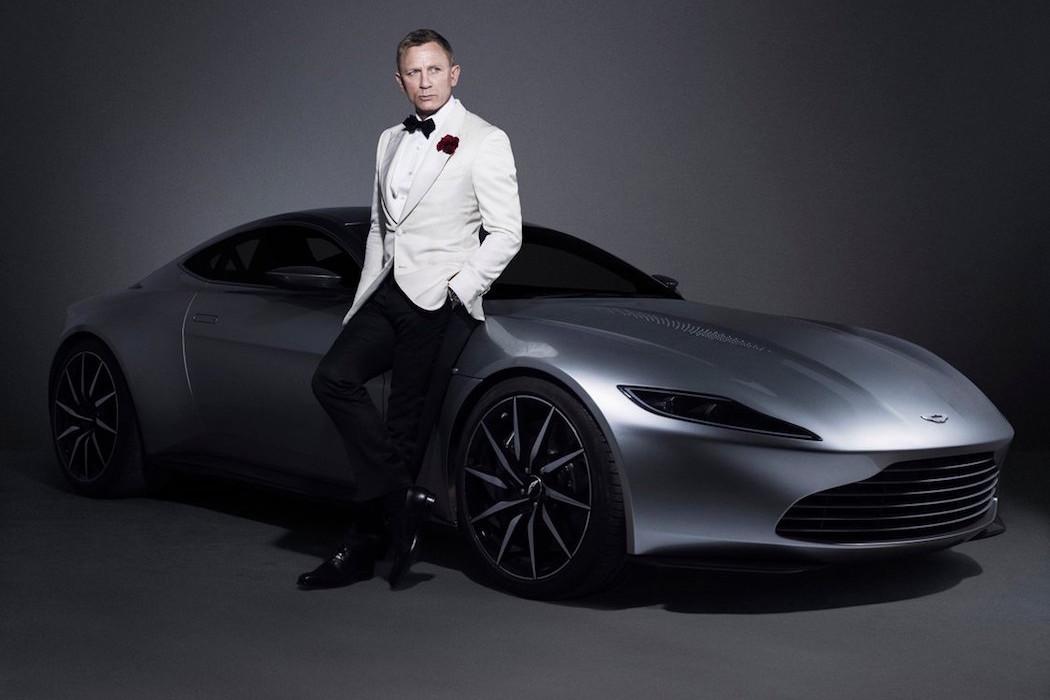 James Bond Spectre – the auction Elusive Magazine Dimitria Markou