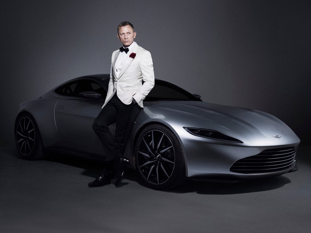 James Bond Spectre – the auction Elusive Magazine Dimitria Markou