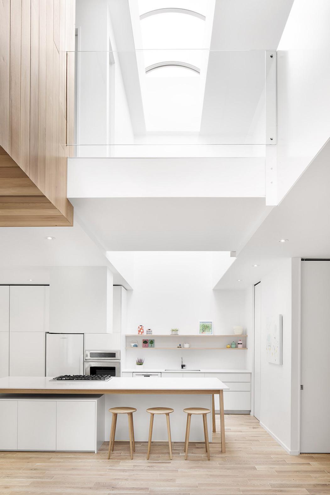 Maison Mentana : EM architecture 2