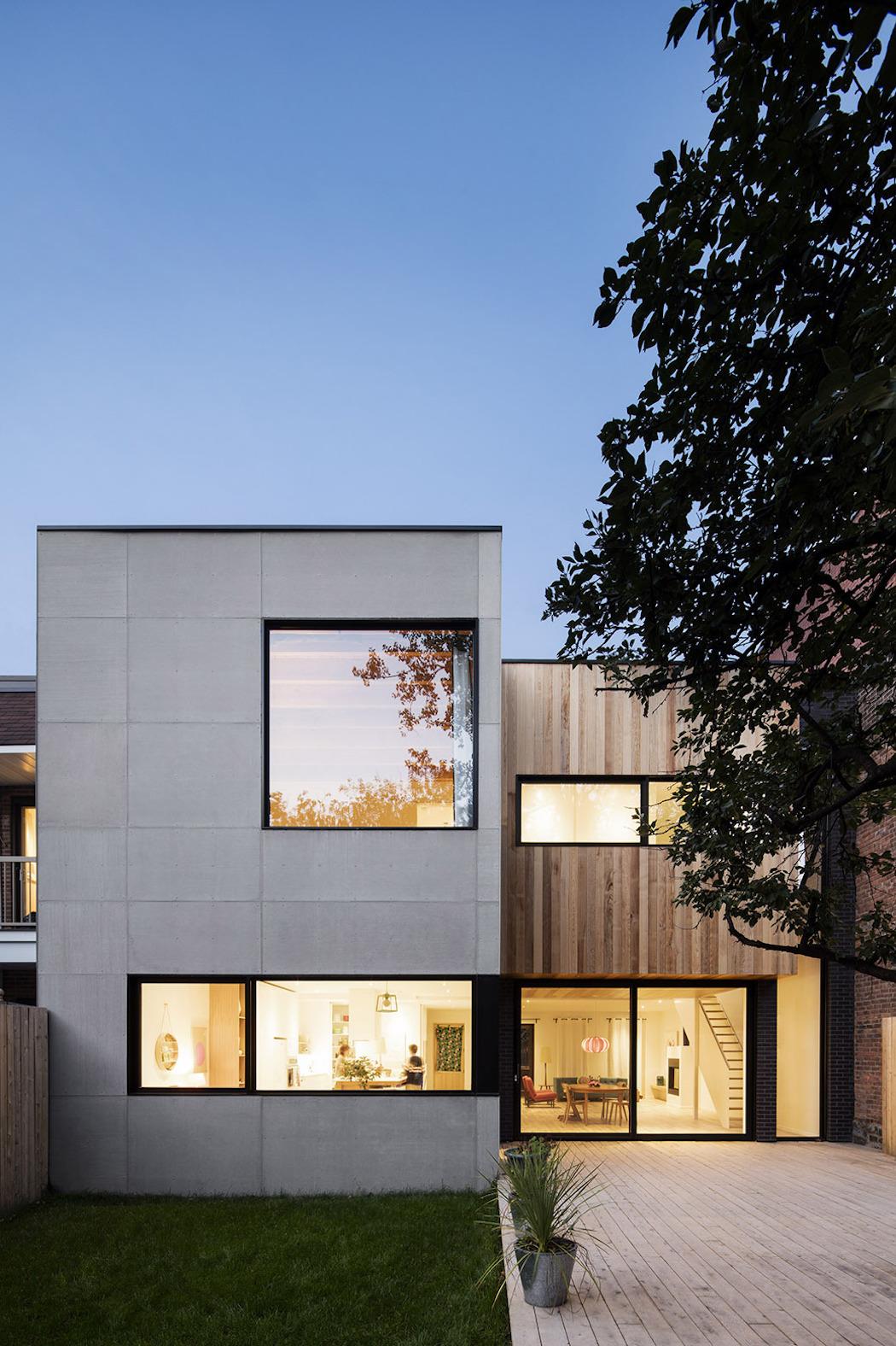 Maison Mentana : EM architecture 7