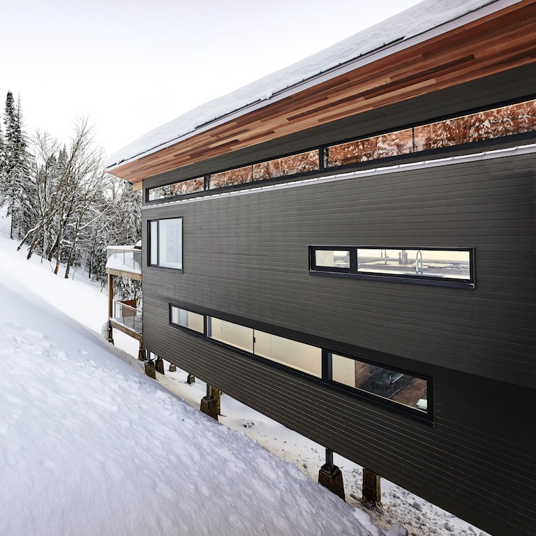 Laurentian Ski Chalet