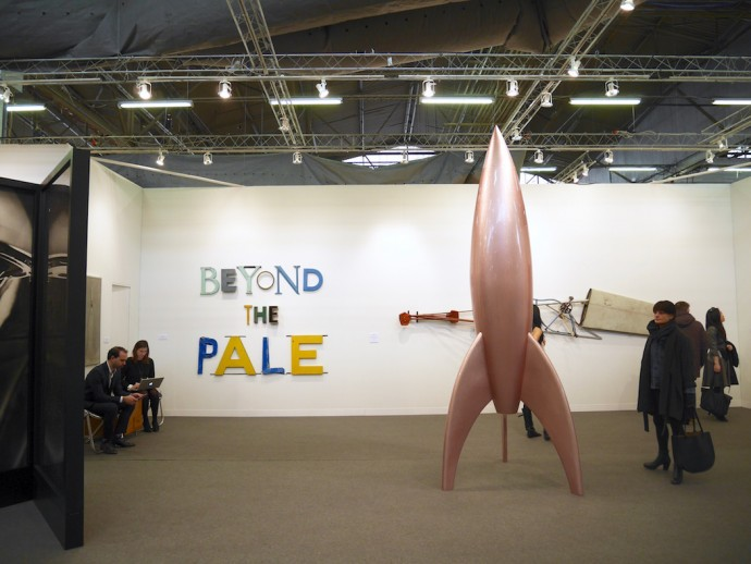 Armory Fair Dimitria Markou ELUSIVE Magazine Beyond the Pale