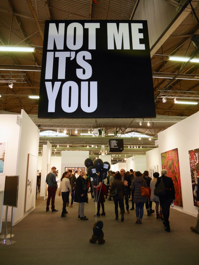 Armory Fair Dimitria Markou ELUSIVE Magazine Not Me It's You
