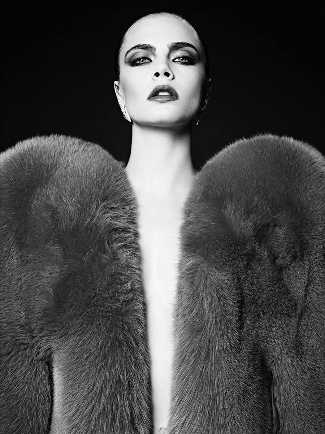 Saint Laurent La Collection De Paris Winter 2016 3