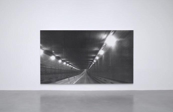 Adam McEwen Petzel Gallery Dimitria Markou Elusive Magazine Midtwon Tunnel