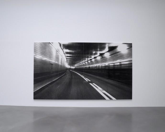 Adam McEwen Petzel Gallery Dimitria Markou Elusive Magazine featured image Lincoln Tunnel