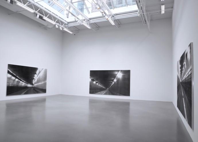 Adam McEwen Petzel Gallery Dimitria Markou Elusive Magazine installation