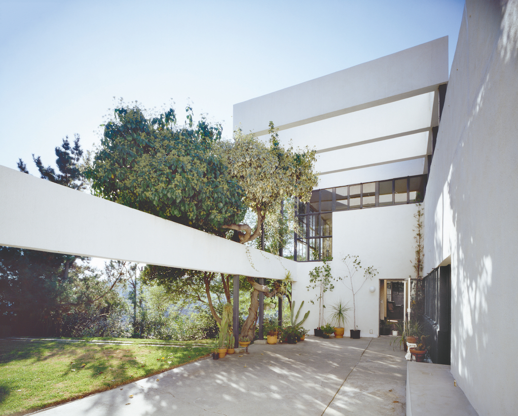 Richard Neutra Lovell Heath House