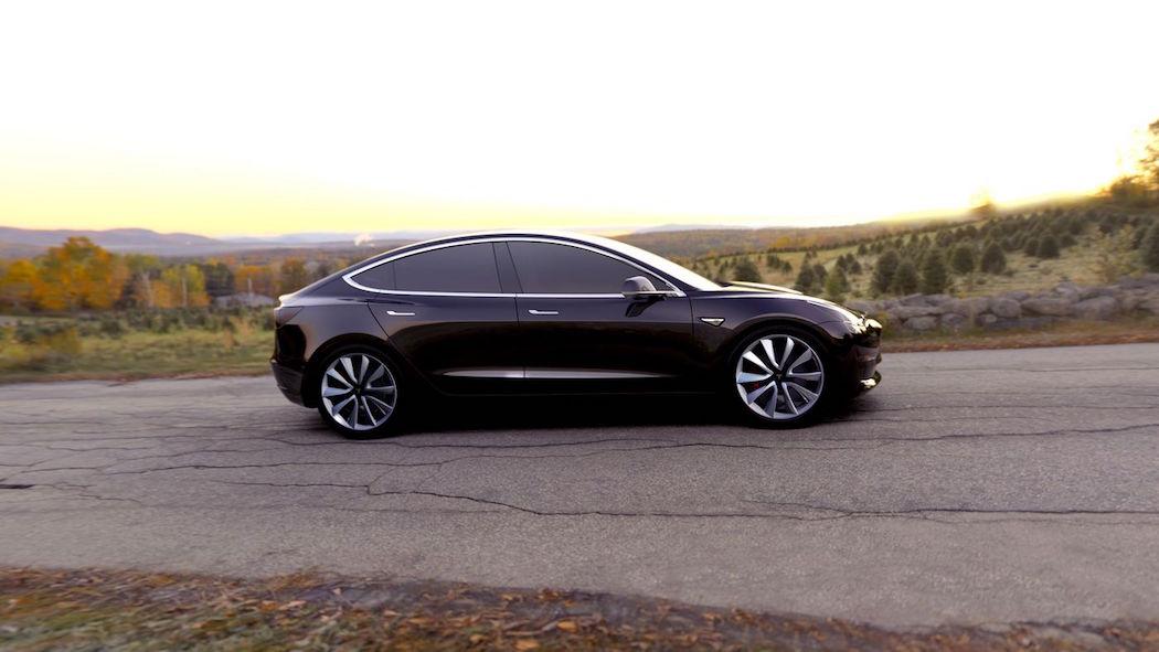 Tesla Model 3 -1