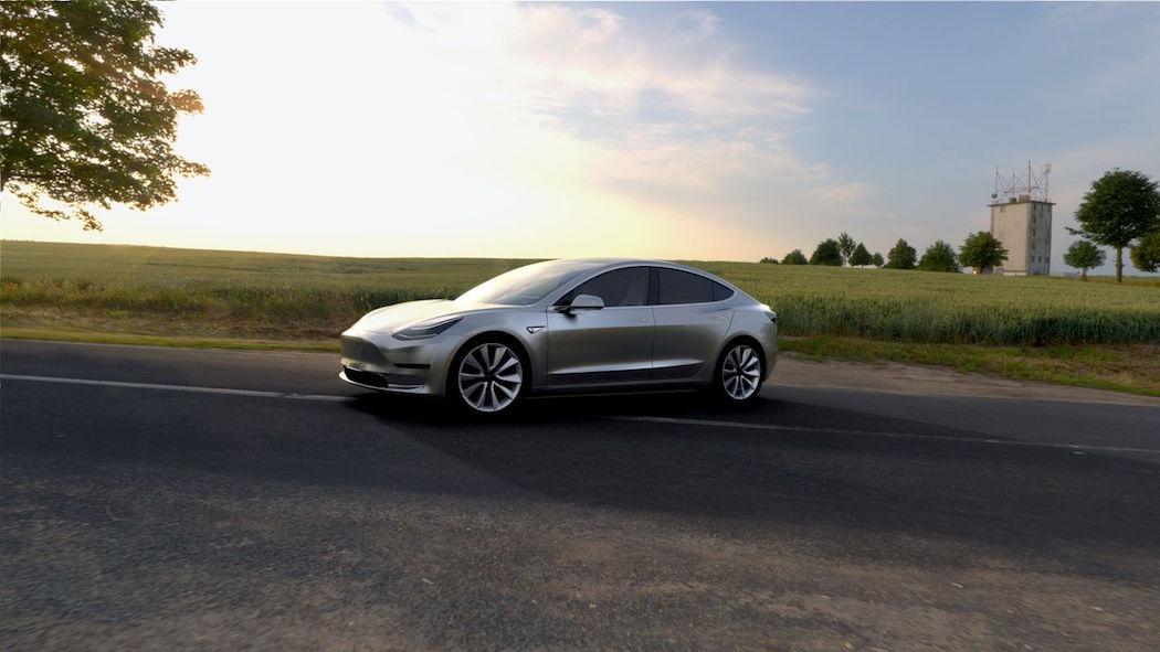 Tesla Model 3 -2