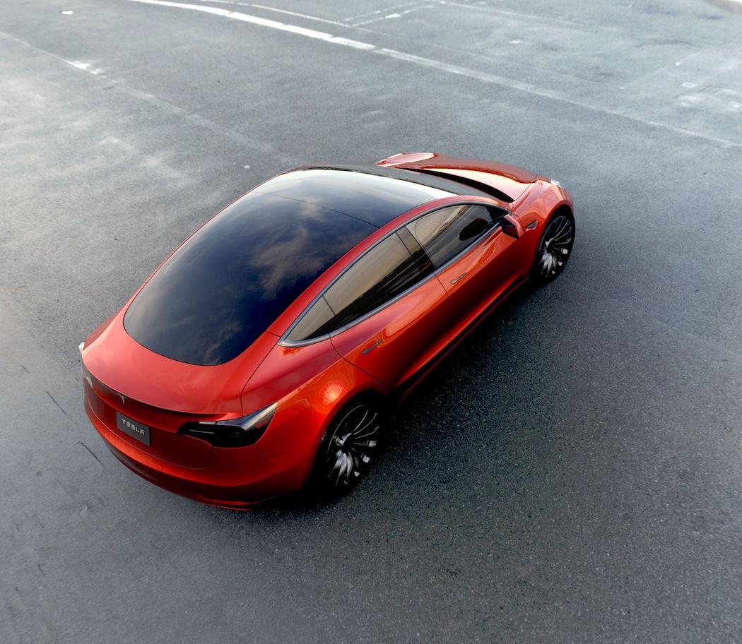 Tesla Model 3 -3
