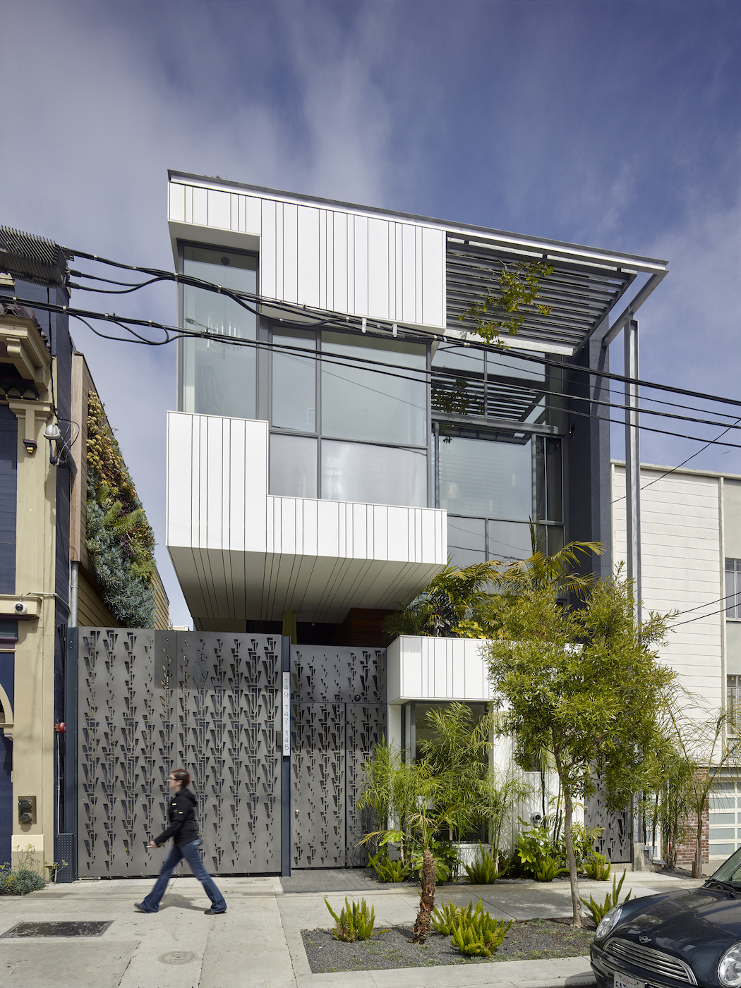 Albion Street Residences - Kennerly Architecture & Planning 1