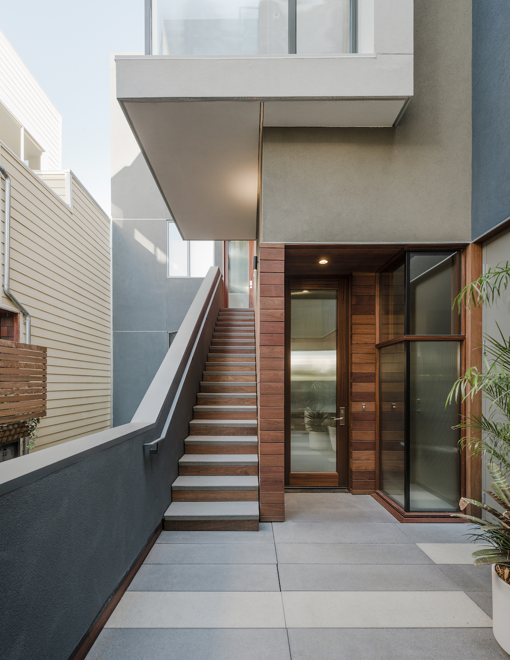 Albion Street Residences - Kennerly Architecture & Planning 3