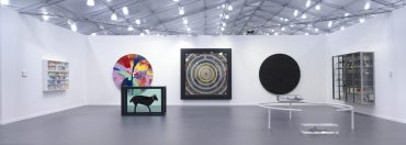 Frieze NY 2016 Gagosian Gallery Elusive Magazine Rob McKeever