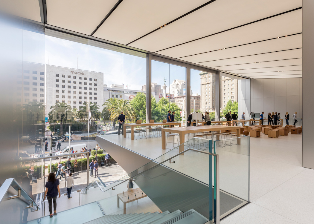 New Apple Store Union Square 4