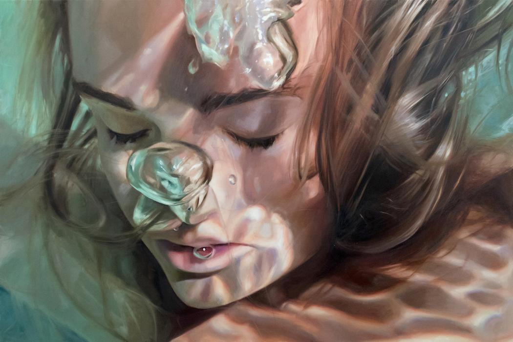 Aqua by Reisha Perlmutter 1
