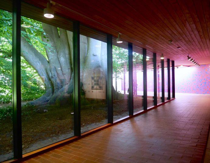 ELUSIVE Magazine Dimitria Markou LOUISIANA MUSEUM Copenhagen exhibiting space